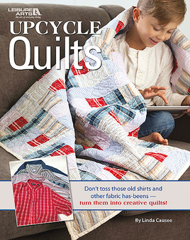 eBook Upcycle Quilts