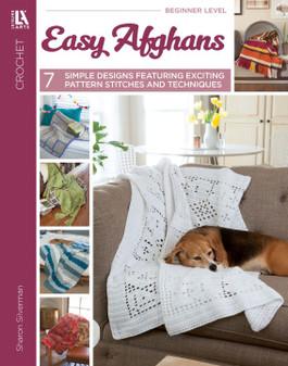 eBook Easy Afghans to Crochet