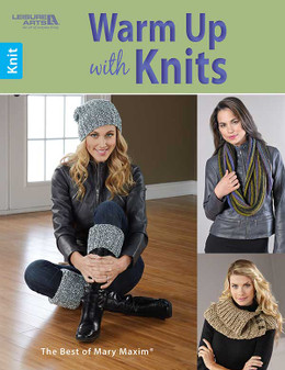 eBook Warm up with Knits: Best of Mary Maxim