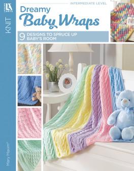eBook Dreamy Baby Wrap: Best of Mary Maxim