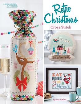eBook Retro Christmas Cross Stitch