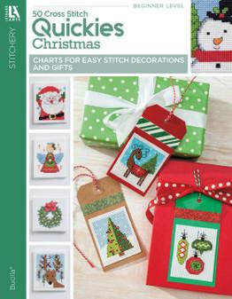 eBook 50 Cross Stitch Quickies - Christmas