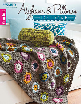 eBook Afghans and Pillows to Love