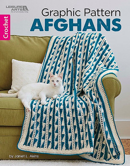 eBook Graphic Pattern Afghans