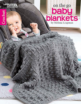 eBook On the Go Baby Blankets