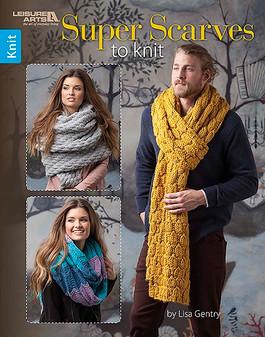 eBook Super Scarves to Knit