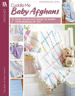 eBook Cuddle Me Baby Afghans: Best of Mary Maxim
