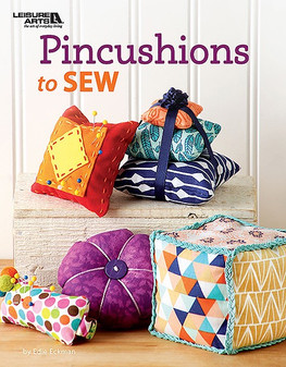 eBook Pincushions to Sew