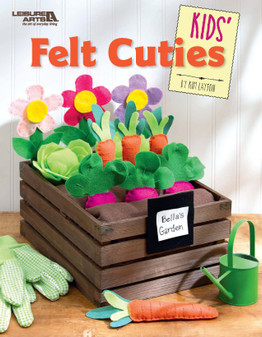 eBook Kids' Felt Cuties