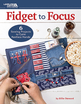 eBook Fidget to Focus- 6 projects to calm