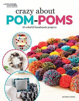 eBook Crazy About Pom Poms
