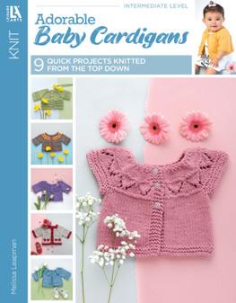 eBook Adorable Baby Cardigans