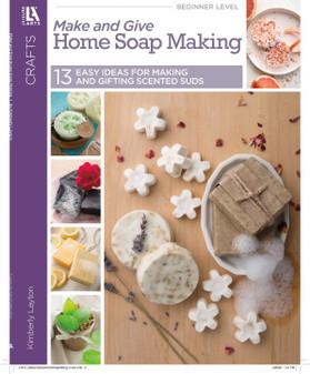 eBook Make & Give Home Soap Making