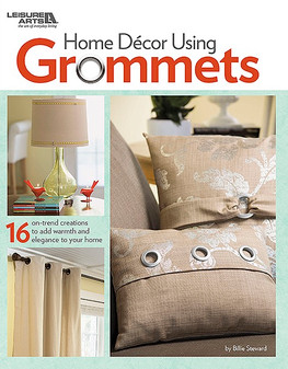 eBook Home Decor Using Grommets