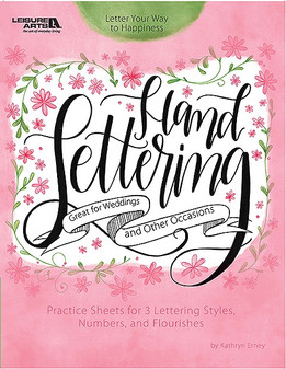 eBook Hand Lettering