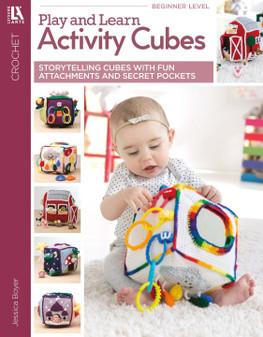 eBook Play & Learn Activity Cubes