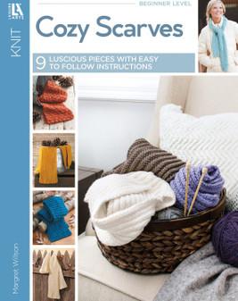 eBook Cozy Scarves