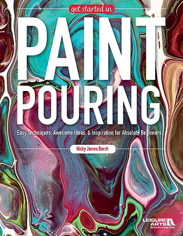 eBook Get Started in Paint Pouring