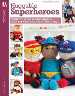 eBook Huggable Superheroes