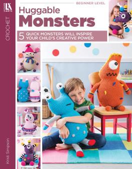 eBook Huggable Monsters
