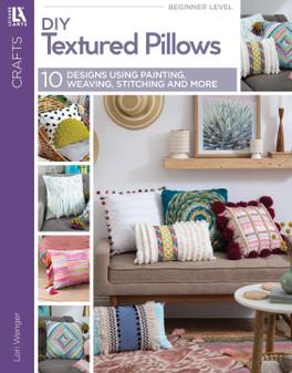 eBook DIY Textured Pillows