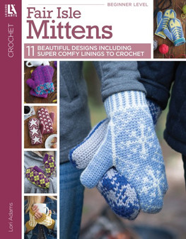 eBook Fair Isle Mittens