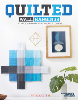 eBook Quilted Wall Hangings