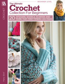 eBook The Ultimate Crochet Collection For Beginners