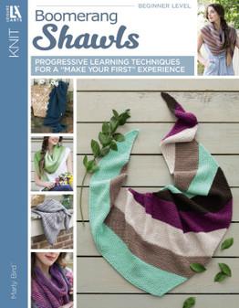 eBook Make Your First Boomerang Shawl
