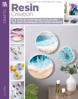 eBook Resin Creations for Beginners
