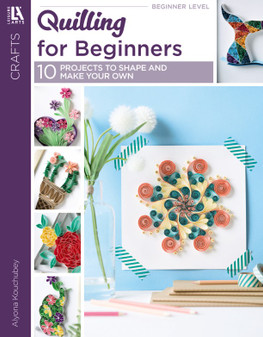 eBook Quilling for Beginners