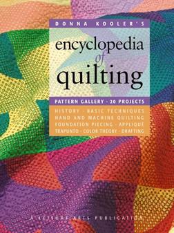 eBook Donna Kooler's Encyclopedia of Quilting