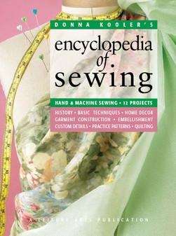 eBook Donna Kooler's Encyclopedia of Sewing