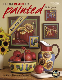 eBook From Plain to Painted