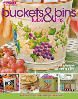 eBook Buckets & Bins Tubs & Tins