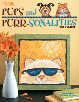 eBook Pups and Purr-sonalities to Paint