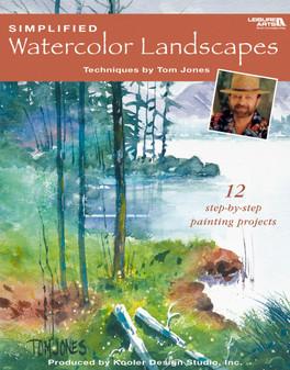 eBook Simplified Watercolor Landscapes