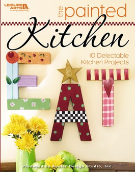 eBook The Painted Kitchen