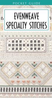 eBook Evenweave Specialty Stitch Pocket Guide