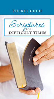 eBook Scriptures for Difficult Times Pocket Guide
