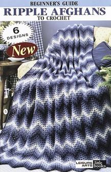 eBook Ripple Afghan to Crochet