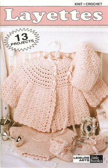 eBook Layettes to Knit and Crochet
