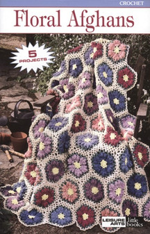 eBook Floral Afghans