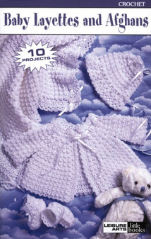 eBook Baby Layettes and Afghans