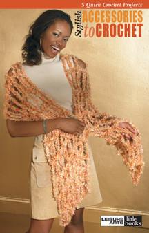 eBook Stylish Accessories to Crochet