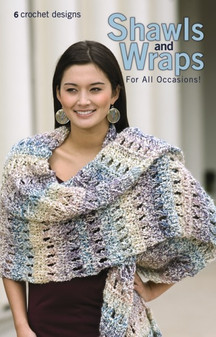 eBook Shawls and Wraps for All Occasions!