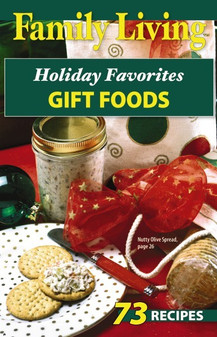 eBook Family Living Holiday Favorites Gift Foods