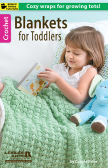 eBook Blankets for Toddlers