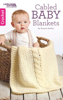 eBook Cabled Baby Blankets