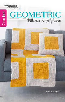 eBook Geometric Pillows and Afghans